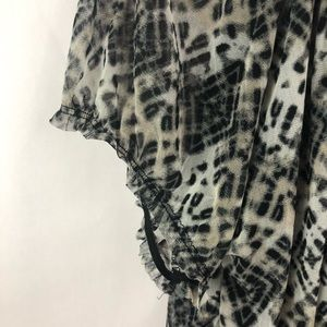 French Laundry Tops - French Laundry Printed Smocked Top 3X